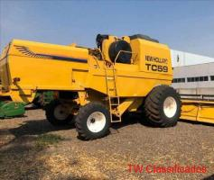 New Holland Tc 59 2002/2002